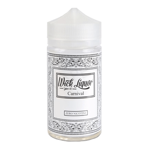 Carnival Juggernaut vape liquid by Wick Liquor - 150ml Short Fill - Buy UK