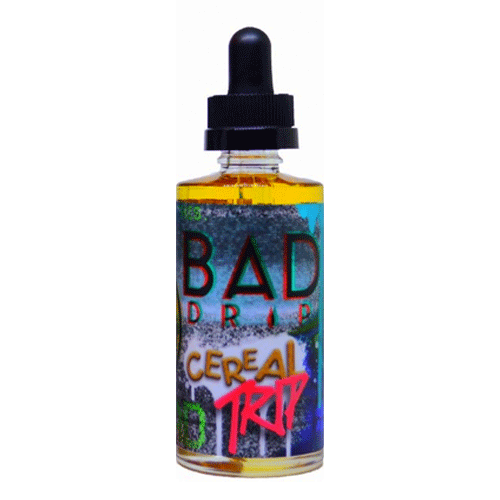 Cereal Trip vape liquid by Bad Drip - 50ml Short Fill - Buy UK