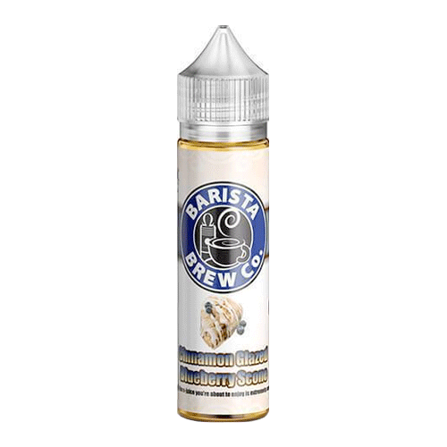 Cinnamon Glazed Blueberry Scone vape liquid by Barista Brew Co- 50ml Short Fill - Buy UK