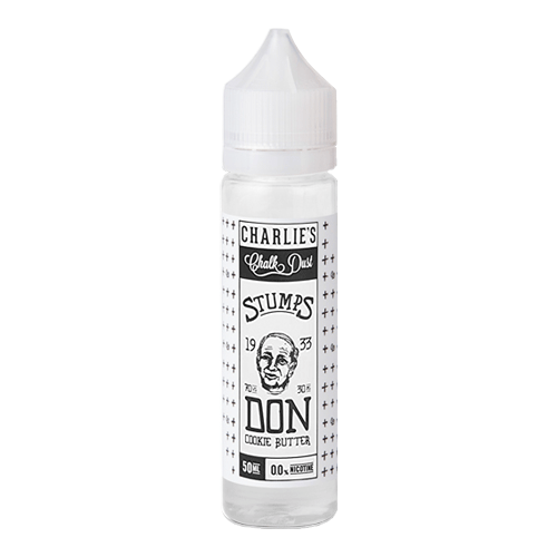 Don vape liquid by Stumps - 50ml Short Fill - eJuice