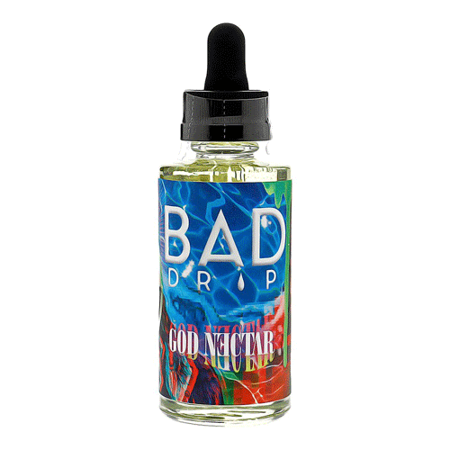God Nectar vape liquid by Bad Drip - 50ml Short Fill - Best E Liquids