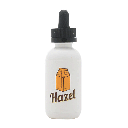Hazel vape liquid by The Milkman - 50ml Short Fill - Buy UK