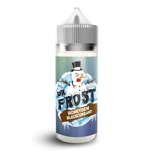 Honeydew Blackcurrant vape liquid by Dr Frost - 100ml Short Fill - Buy UK