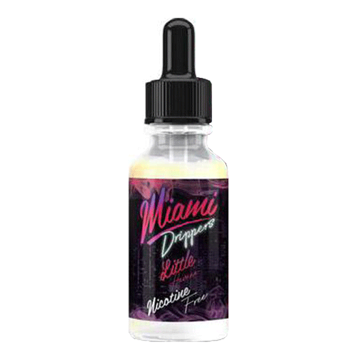 Little Havana vape liquid by Miami Drip Club - 50ml Short Fill - eJuice