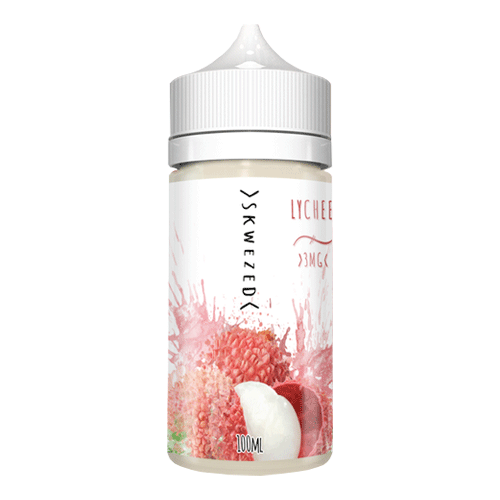 Lychee vape liquid by Skwezed  - 100ml Short Fill