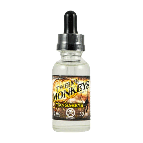Mangabeys vape liquid by Twelve Monkeys - 30ml, 3 x 10ml - eJuice