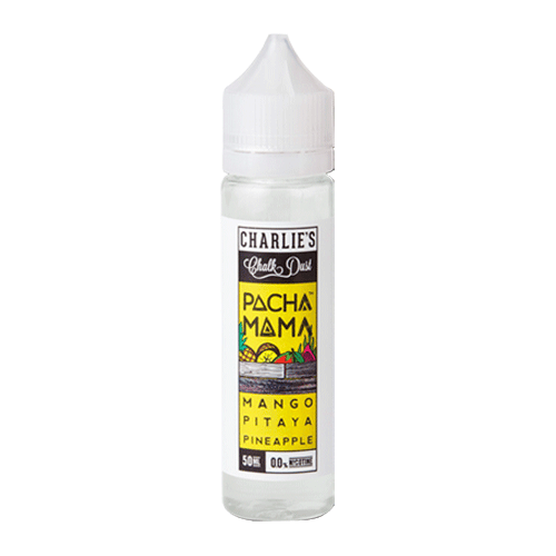 Mango Pitaya Pineapple vape liquid by Pacha Mama - 50ml Short Fill - eJuice