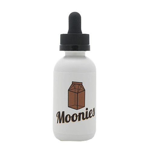 Moonies vape liquid by The Milkman - 50ml Short Fill - eJuice