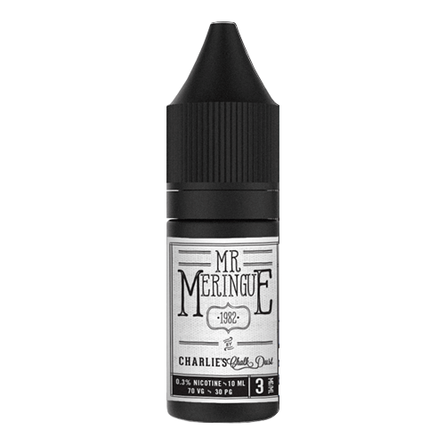 Lemon Pie vape liquid by Mr Meringue - 10ml, 3 x 10ml - eJuice