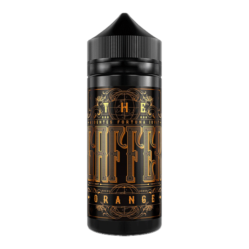 Orange Custard vape liquid by The Gaffer - 100ml Short Fill - eJuice