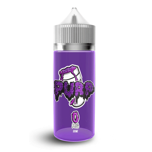Purp vape liquid by Prohibition Labs - 100ml Short Fill - eJuice