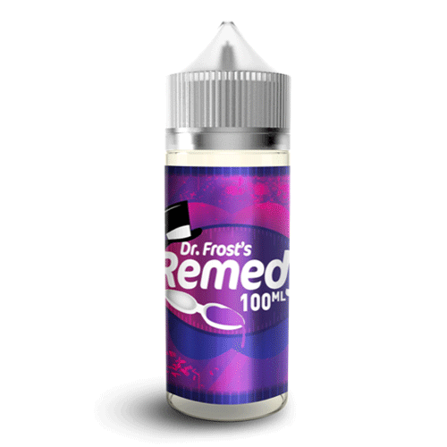 Remedy vape liquid by Dr Frost - 100ml Short Fill - eJuice