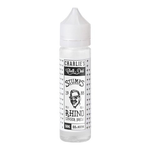 Rhino vape liquid by Stumps - 50ml Short Fill - eJuice