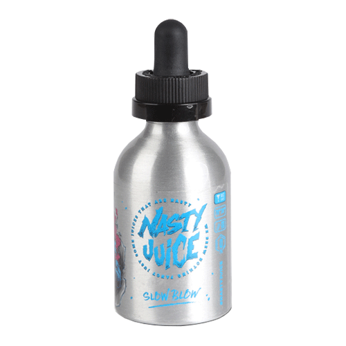 Slow Blow vape liquid by Nasty Juice - 50ml Short Fill - eJuice
