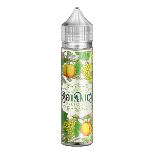 Sweetwater Grape & White Peach vape liquid by Botanics - 50ml Short Fill