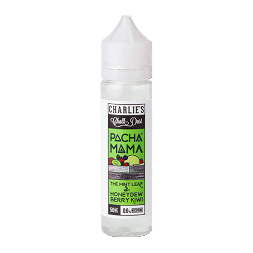 The Mint Leaf Honey Dew Berry Kiwi vape liquid by Pacha Mama - 50ml Short Fill - eJuice