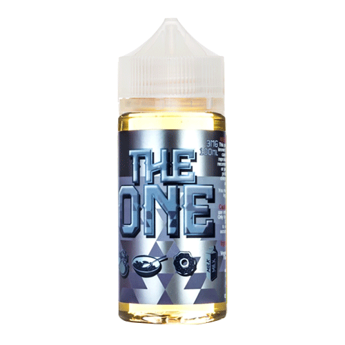 Frosted Donut Cereal Dipped in Blueberry Milk vape liquid by Beard Vape Co. - 100ml Short Fill - Buy UK
