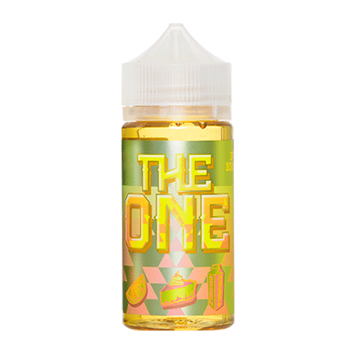 The One Lemon Crumble Tart vape liquid by Beard Vape Co. - 100ml Short Fill - eJuice