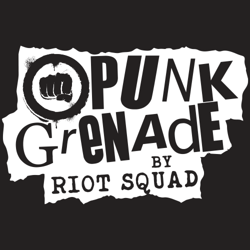 Bubblegum Grenade vape liquid by Riot Squad's Punk Grenade - 50ml Short Fill - eJuice