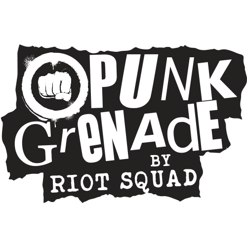 Apple Grenade vape liquid by Riot Squad's Punk Grenade - 50ml Short Fill - eJuice