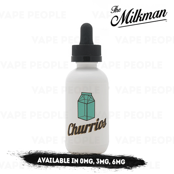 Churrios vape liquid by The Milkman - 50ml Short Fill - Best E Liquids