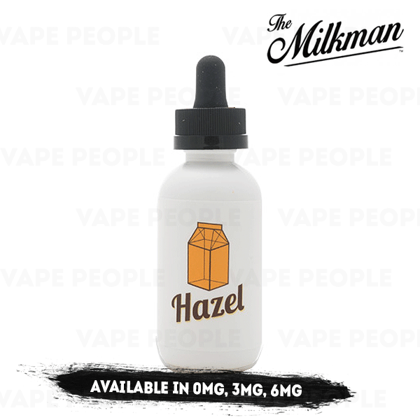 Hazel vape liquid by The Milkman - 50ml Short Fill - Best E Liquids