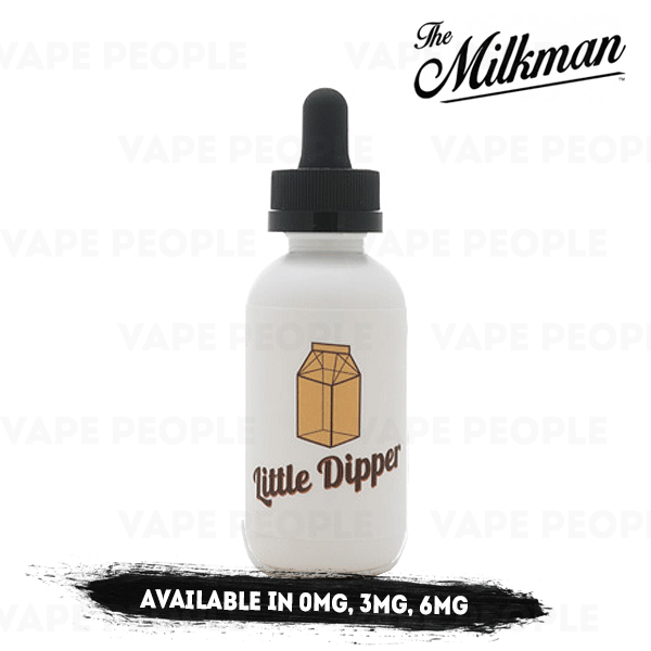 Little Dripper vape liquid by The Milkman - 50ml Short Fill - Best E Liquids