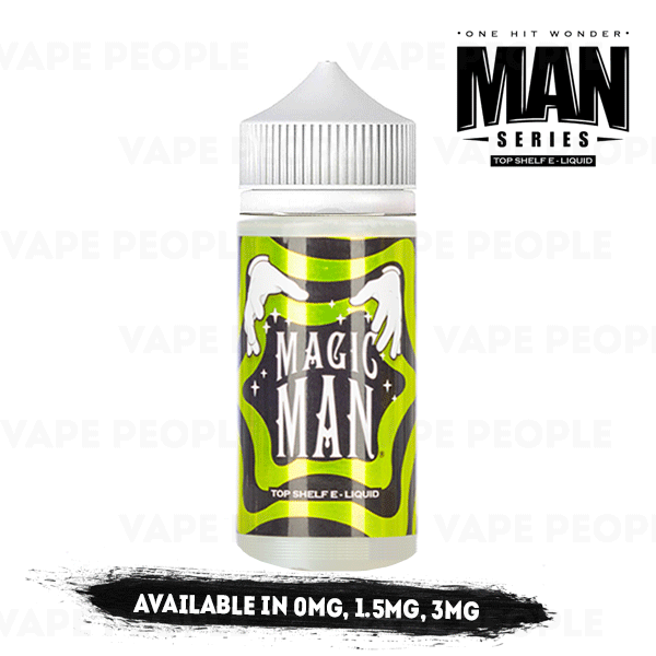 Magic Man vape liquid by One Hit Wonder - 100ml Short Fill
