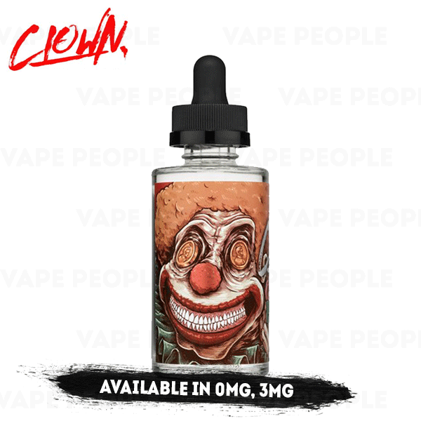Pennywise e-liquid by Clown - 50ml Short Fill