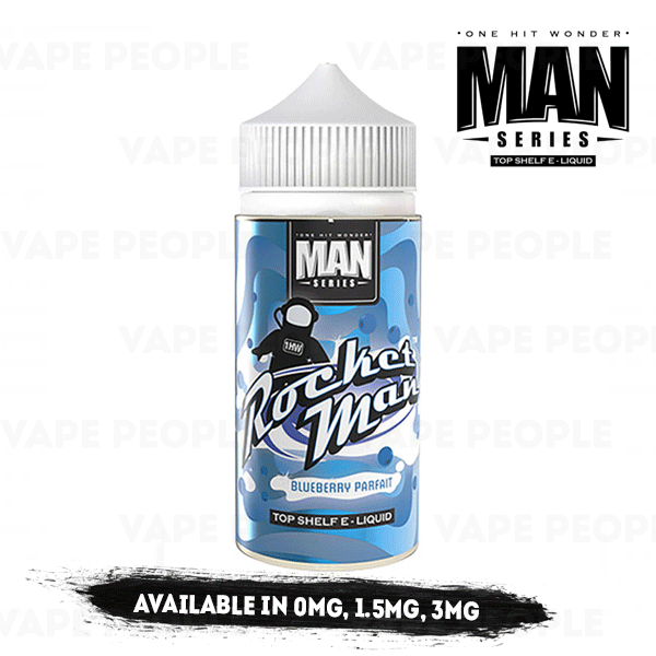 Rocket Man vape liquid by One Hit Wonder - 100ml Short Fill - eJuice