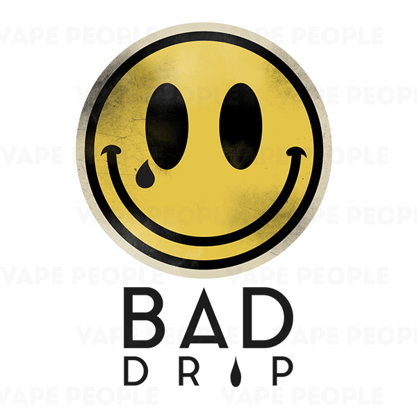 Bad Blood vape liquid by Bad Drip - 50ml Short Fill - Best E Liquids