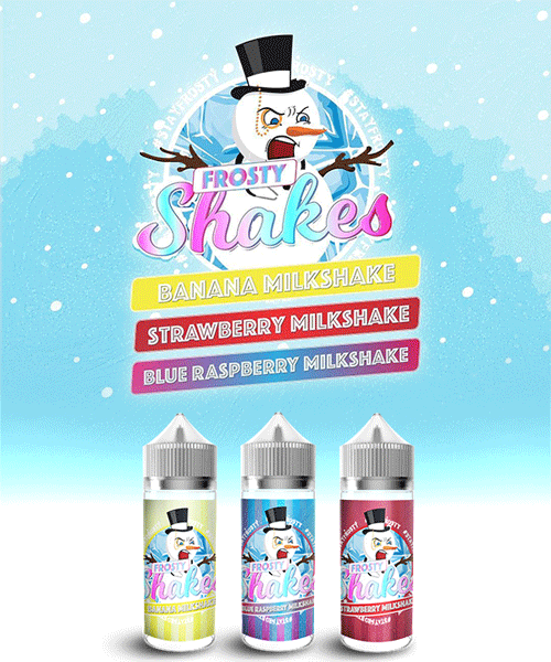 Cherry Ice vape liquid by Dr Frost - 100ml Short Fill - Best E Liquids