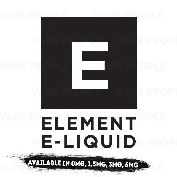 Watermelon Chill (Wc) vape liquid by Element E-liquids - 100ml Short Fill - Best E Liquids