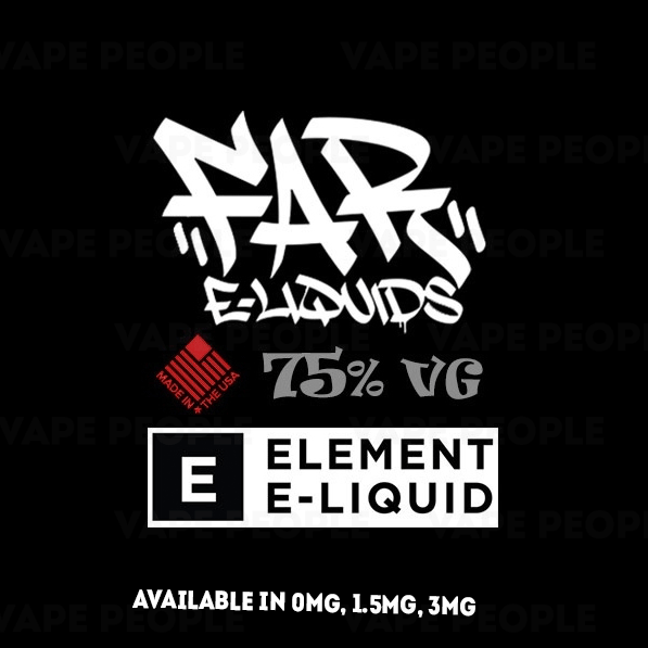Melon Ball vape liquid by Far E-liquids - 100ml Short Fill - Best E Liquids
