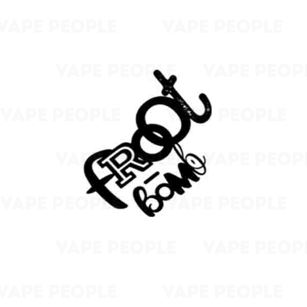 Orange Fruit Pastille e-liquid by Froot Bomb - 50ml Short Fill - Best E Liquids