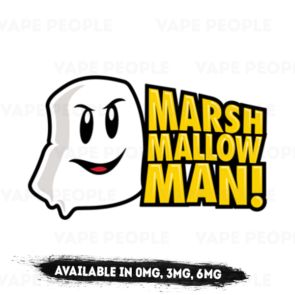 Marshmallow Man 3 vape liquid by Marshmallow Man - 50ml Short Fill - eJuice