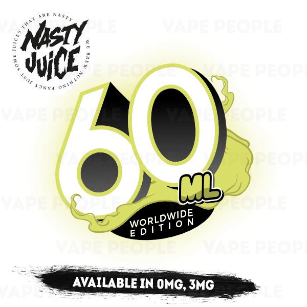 Devil Teeth vape liquid by Nasty Juice - 50ml Short Fill - Buy UK