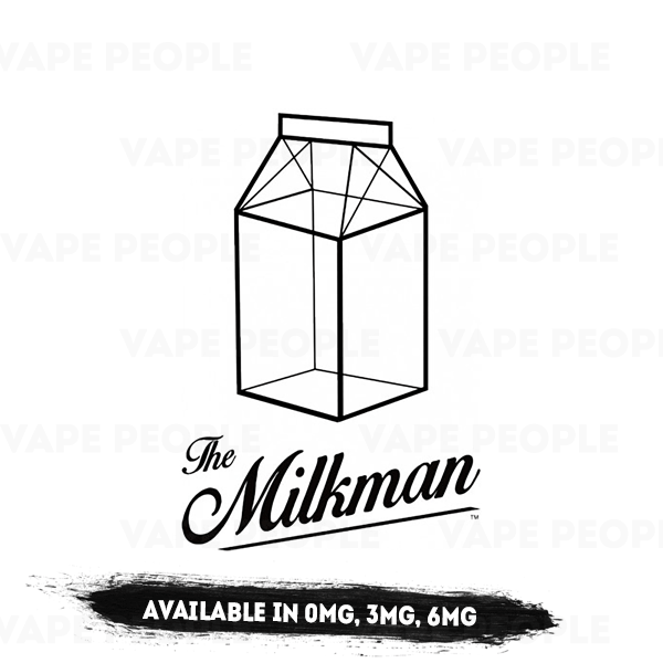 The Milkman vape liquid by The Milkman - 50ml Short Fill - Best E Liquids