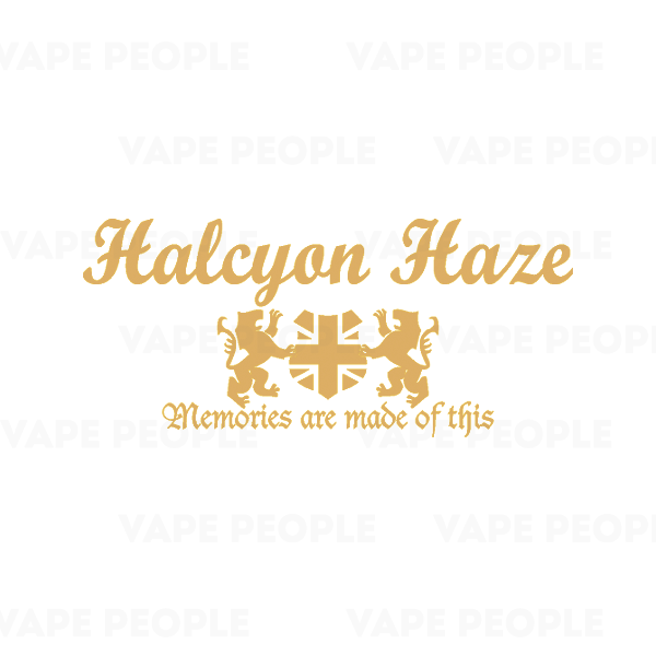 Lizzy Rascal vape liquid by Halcyon Haze - 5 x 10ml, 10 x 10ml