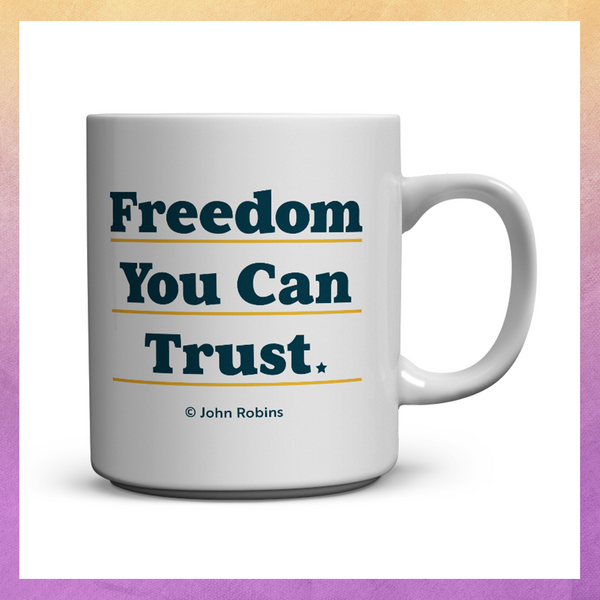 Freedom You Can Trust Mug