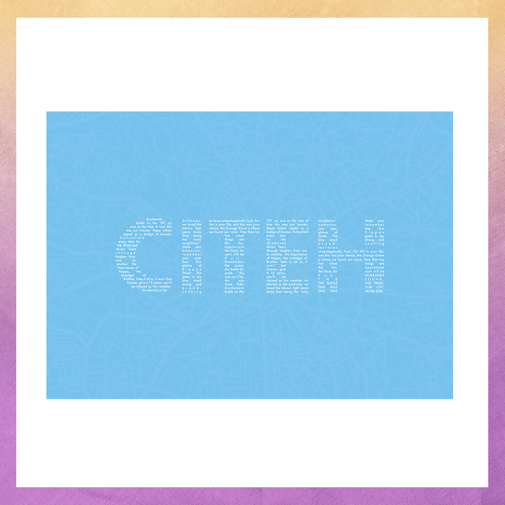 'CITEH' by David Masterman Poster