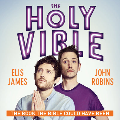 The Holy Vible - SIGNED HB