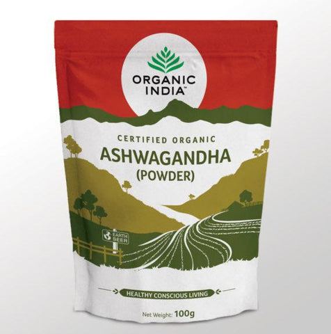 Ashwagandha Powder Organic India - Leena Spices