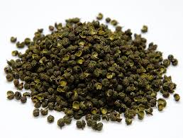 PEPPER SZECHUAN GREEN | SICHUAN PEPPER