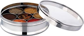 Spice Container Round