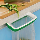 Kitchen Cabinet Mounted Rubbish Rack Holder