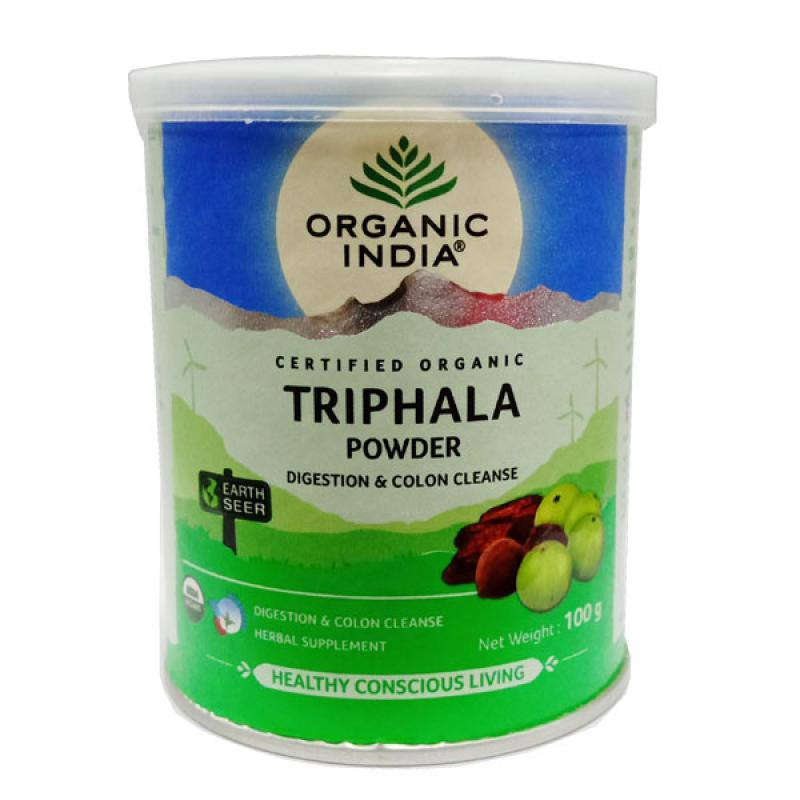 Triphala Powder Organic India - Leena Spices