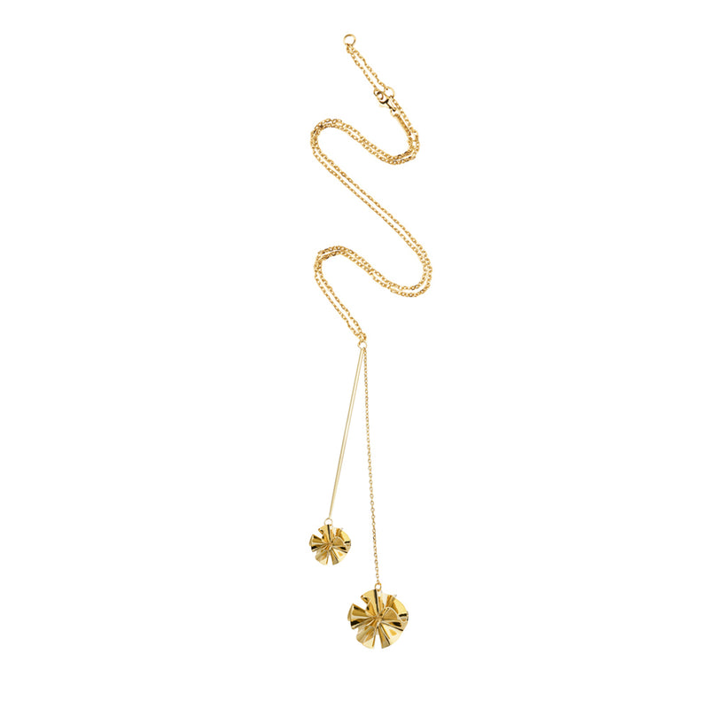 Hedvig Deco Y Necklace - Charlotte Bonde