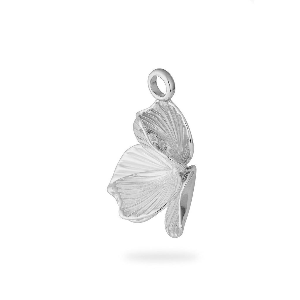 Ever After Poppy Petite Pendant Silver Plated
