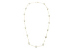 Sophie Just Perfect Necklace Rock Crystal - Charlotte Bonde Sthlm